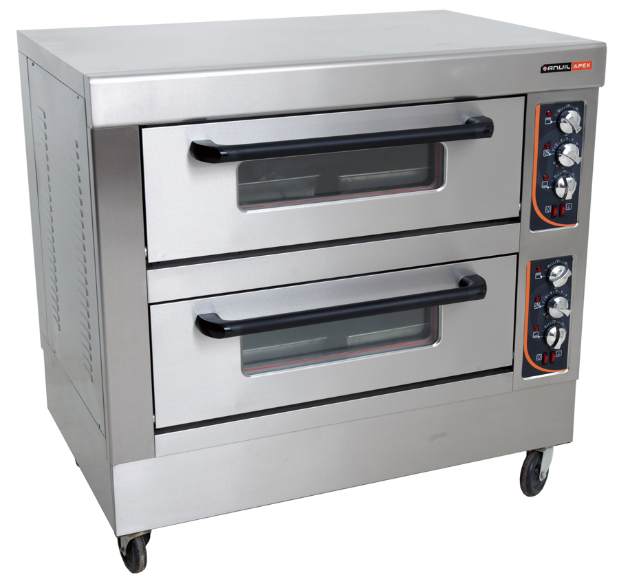 doa3003--deck-oven-anvil--2-tray--triple-deck