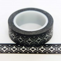 black-heart-lace-washi-tape