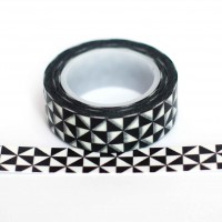 black-pinwheel-washi-tape