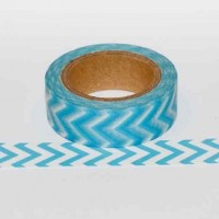 blue-chevron-washi-tape