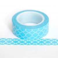 blue-pattern-washi-tape