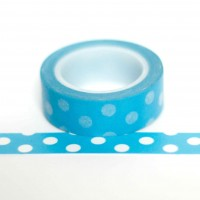 blue-with-big-polkadots-washi-tape