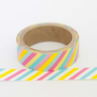 colour-diagonal-stripe-washi-tape