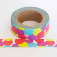 colourful-dot-washi-tape