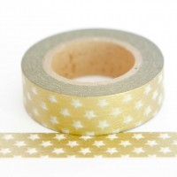 gold-star-washi-tape