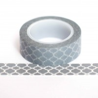 grey-pattern-washi-tape