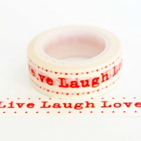 live-laugh-love-washi-tape