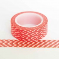 orange-chevron-washi-tape