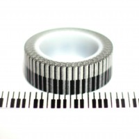 piano-washi-tape