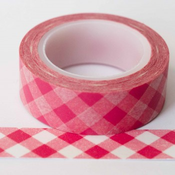 pink-argyle-washi-tape