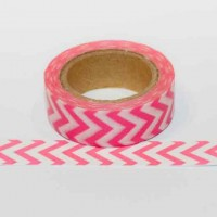 pink-chevron-washi-tape