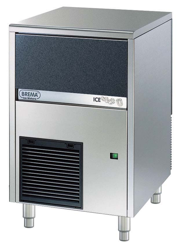 Imb0033 Brema Ice Maker Gourmet Cube Self Contained
